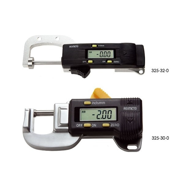 خرید ضخامت سنج دیجیتال کوچک (جیبی) آسیمتو asimeto