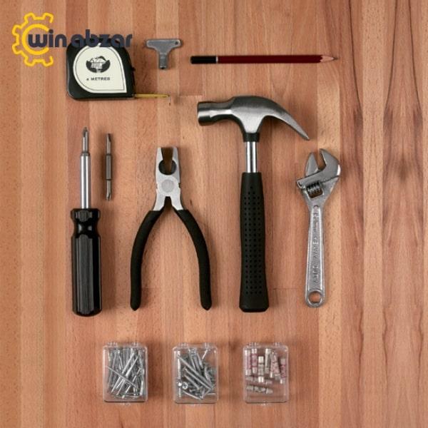 ابزارالات ضروری خانه