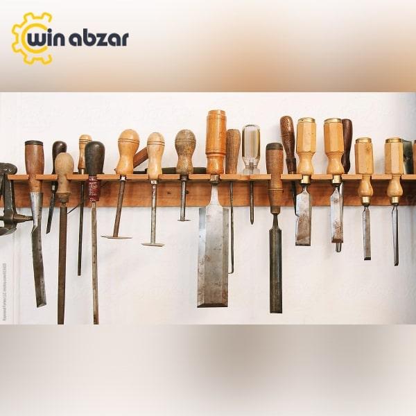 ابزارهای پرکاربرد در حرفه نجاری