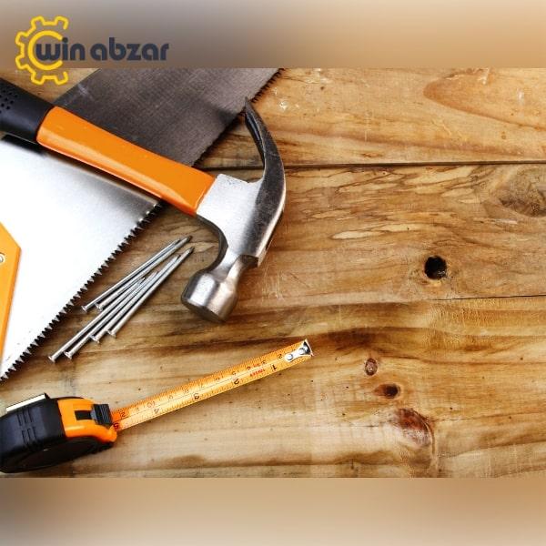 ابزارهایی که در نجاری کاربرد دارد